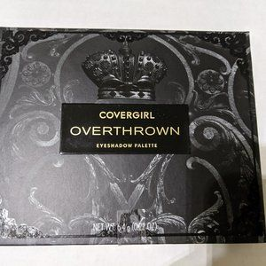 Cover Girl Overthrown Eyeshadow Palette